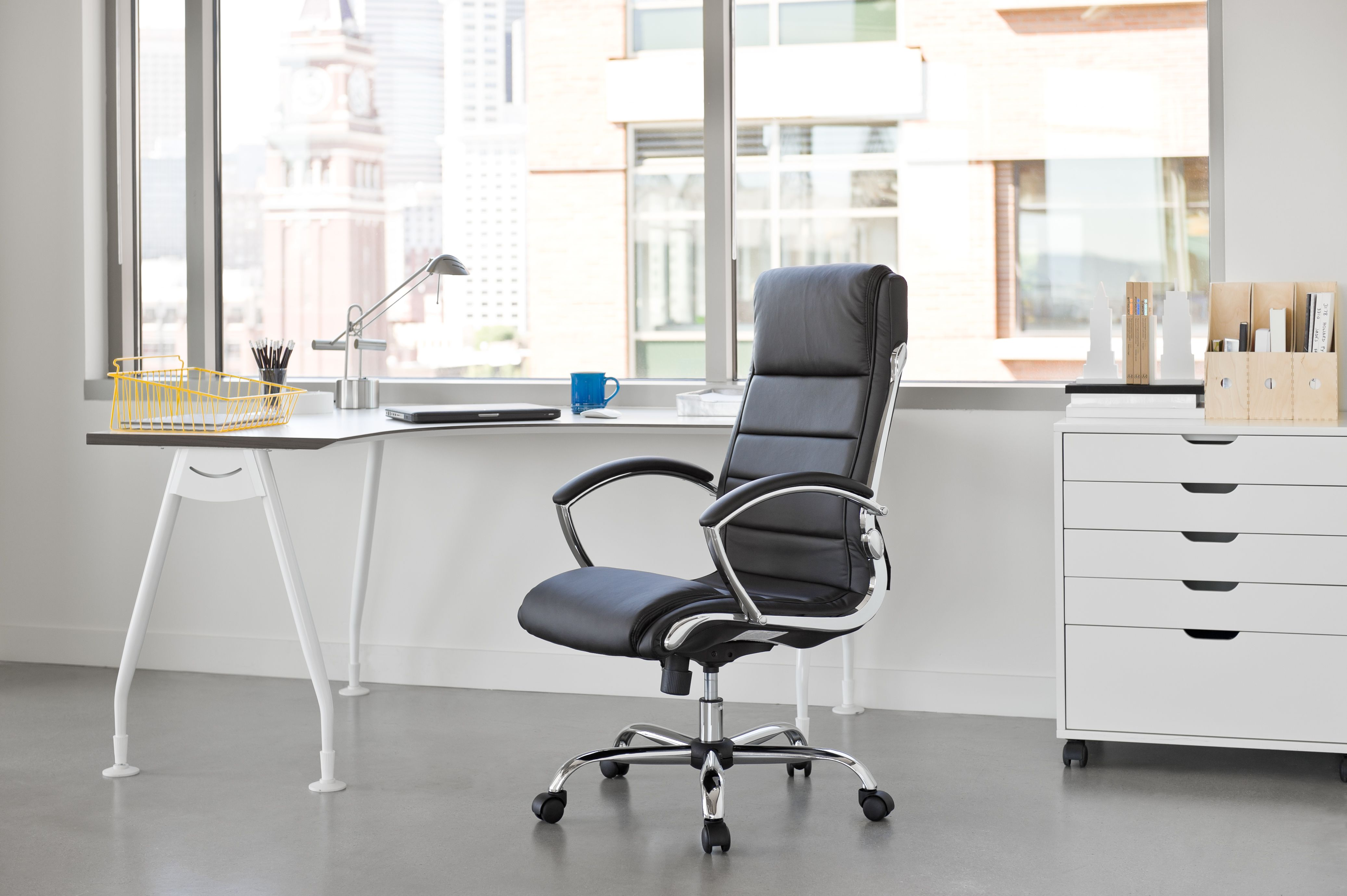 bassett ellis executive chair pelton and crane dental you must sit on it to believe s really that awesome inspired by chrome in black product no