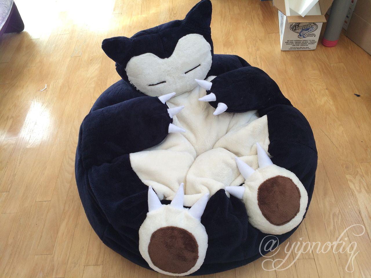 snorlax bean bag chair shower cvs beanbag pinterest bags search