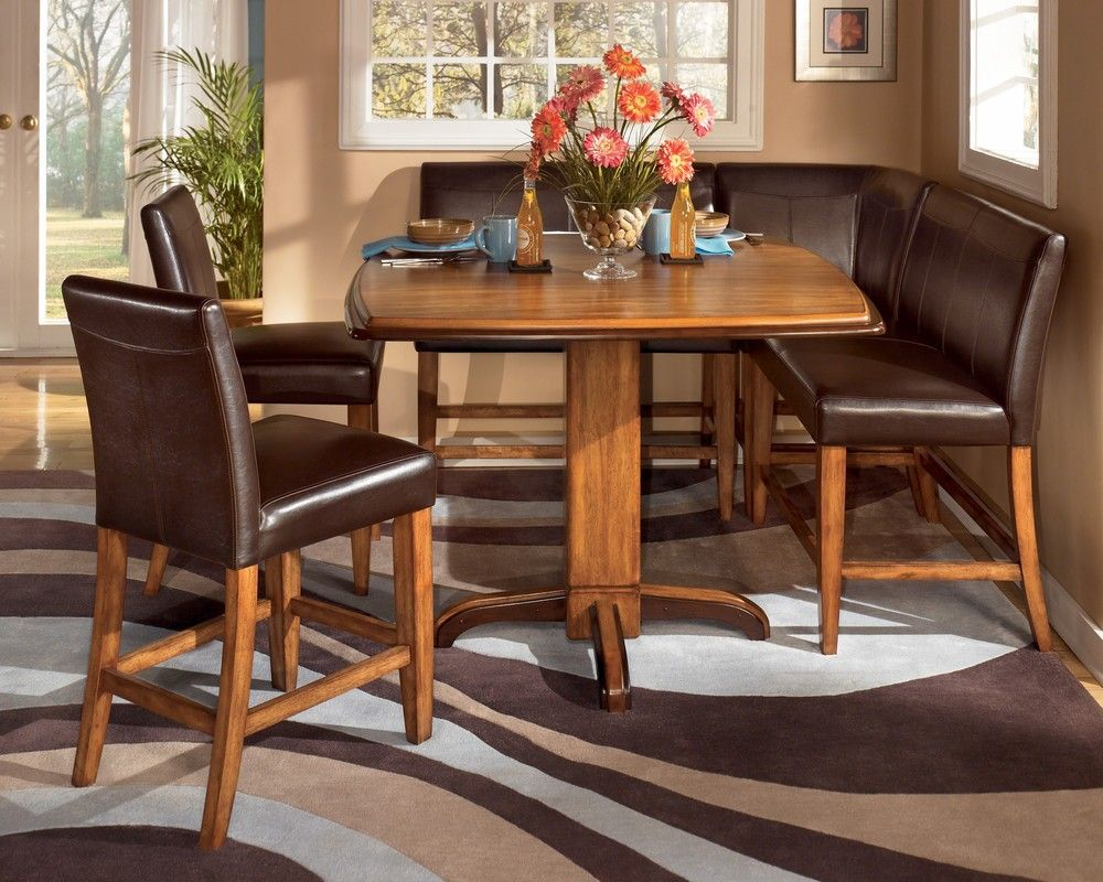Urbandale booth style kitchen table  For the Home