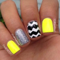 Best 25+ Neon acrylic nails ideas on Pinterest | Sparkle ...