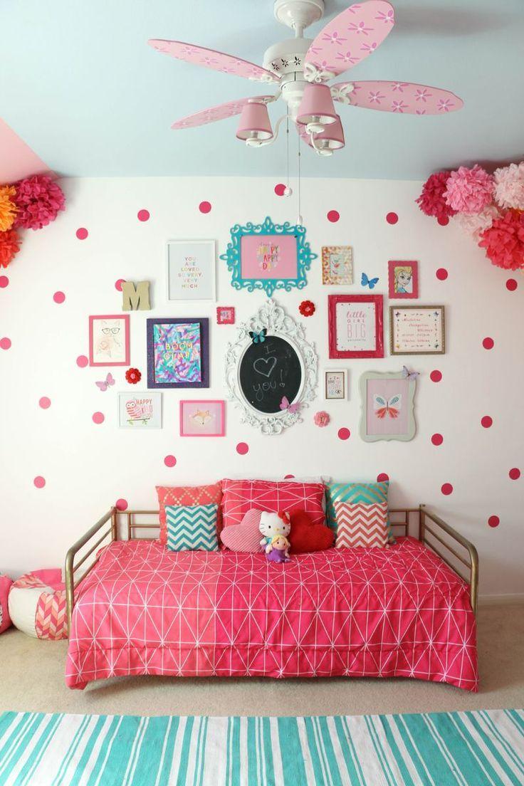 20 More Girls Bedroom Decor Ideas  Decorating Bedrooms