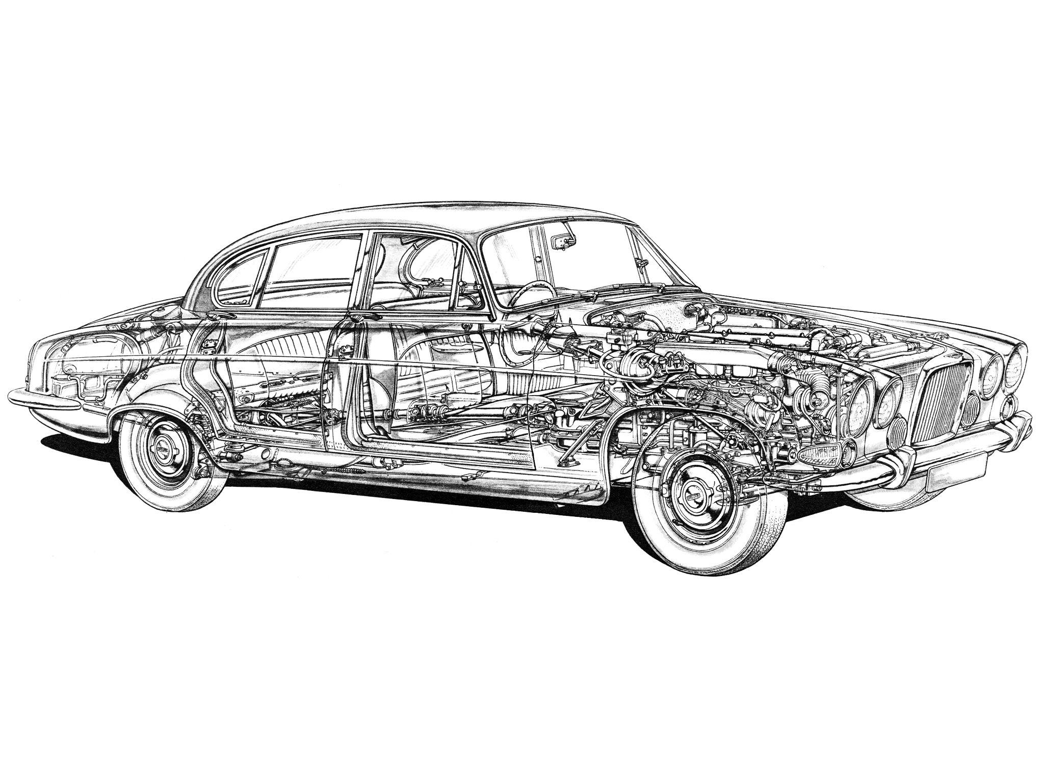 jaguar mark x