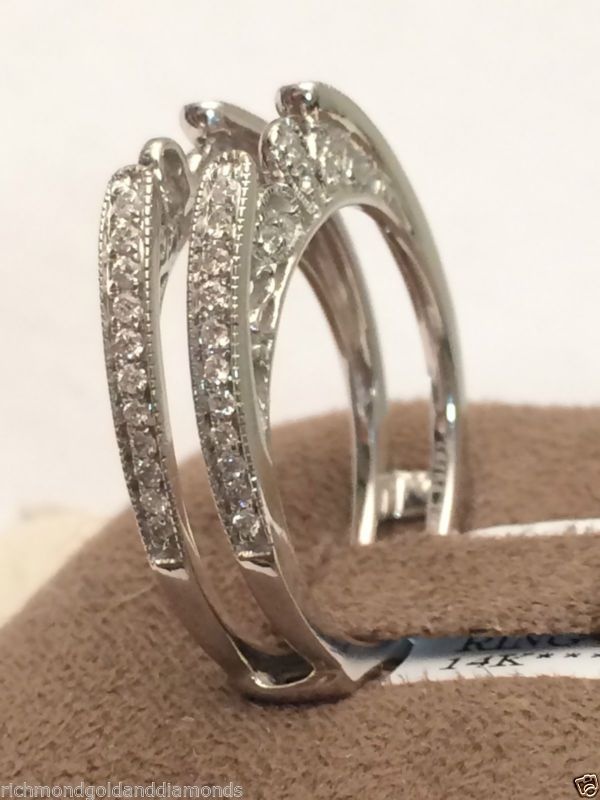 Jacket Vintage Cathedral Ring Wrap Diamonds Guard