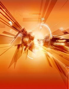 Orange abstract wallpapers beautiful hdq also art rh pinterest
