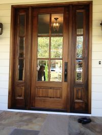 Our Best Selling Front Door Entrance Unit Model #186 ...