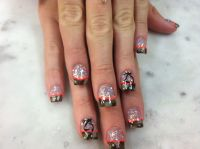 Camo nail art | Nails | Pinterest | Camo nail art, Camo ...