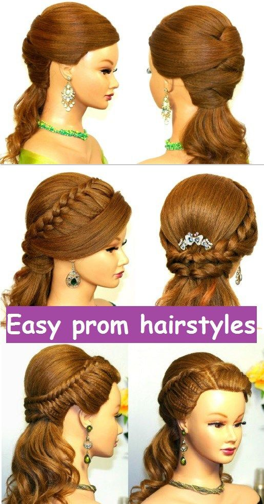 The Best Easy Prom Hairstyles Images Collection Related To Easy