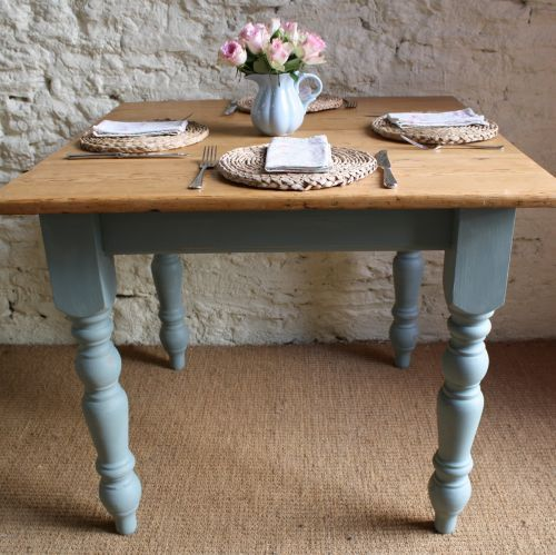 oak kitchen table and chairs vintage formica best 25+ painting pine furniture ideas on pinterest ...