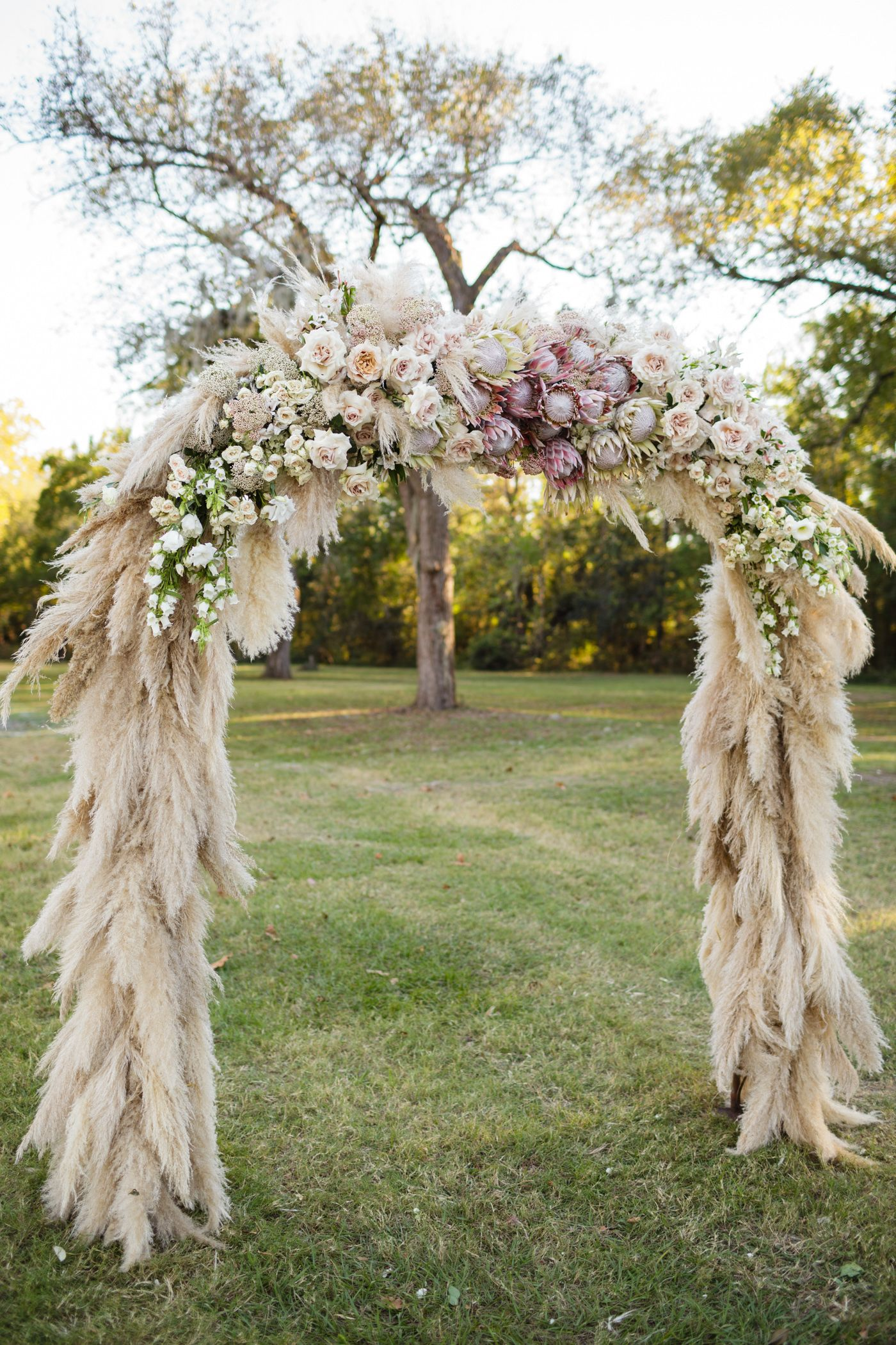 Boho Lux Wedding Featured On MarthaWeddings Photography