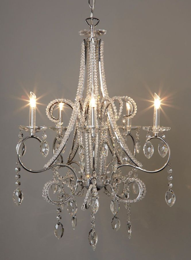 Isadora Beaded Chandelier Ceiling Lights All Lighting Home Furniture