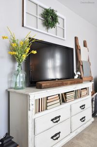 Tips for Decorating Around a TV | Decorating, TVs and ...