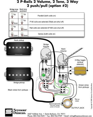 Wiring Diagrams Seymour Duncan  http:www