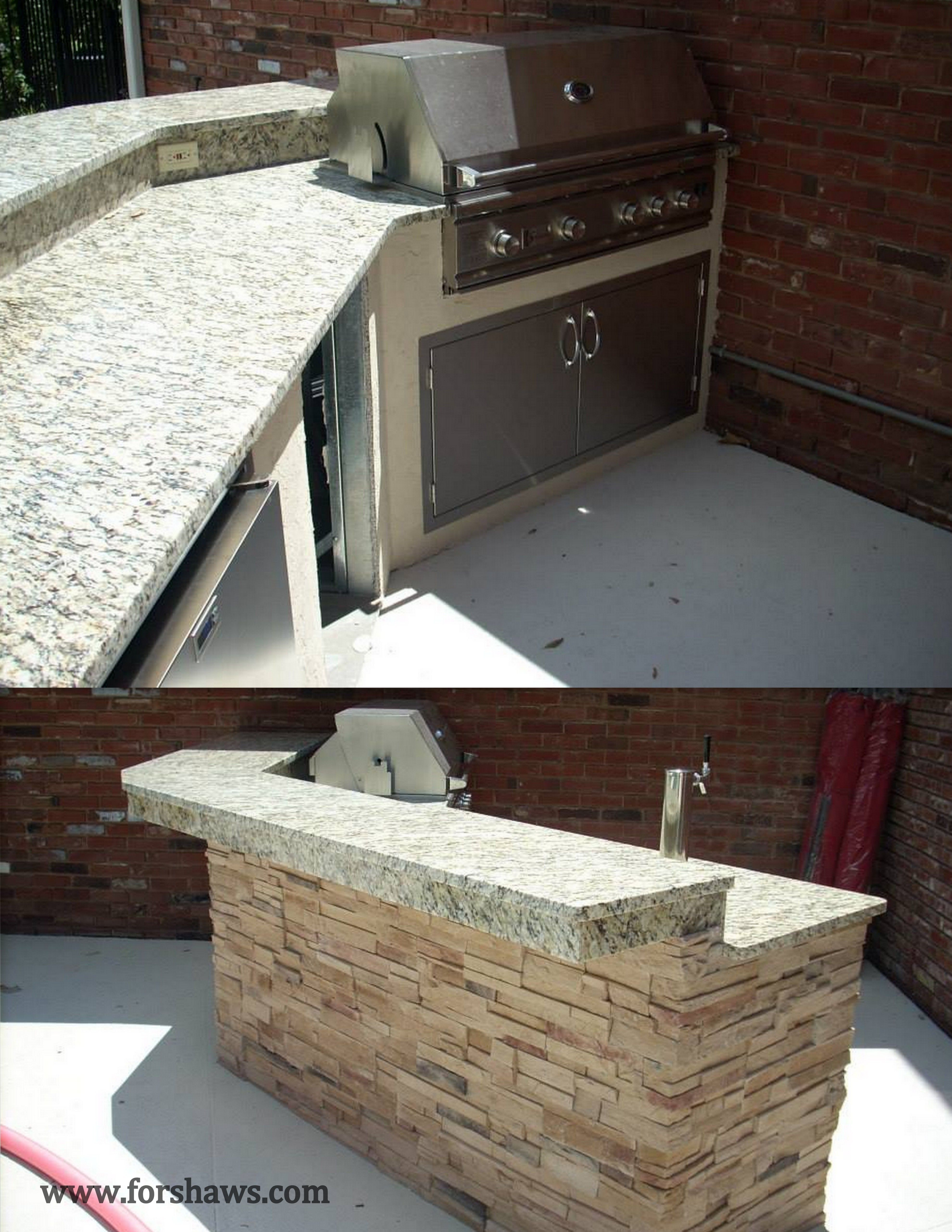 custom outdoor kitchens oxo kitchen with granite counters stucco front