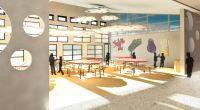 Elementary School Cafeteria - Savard Creative Design ...