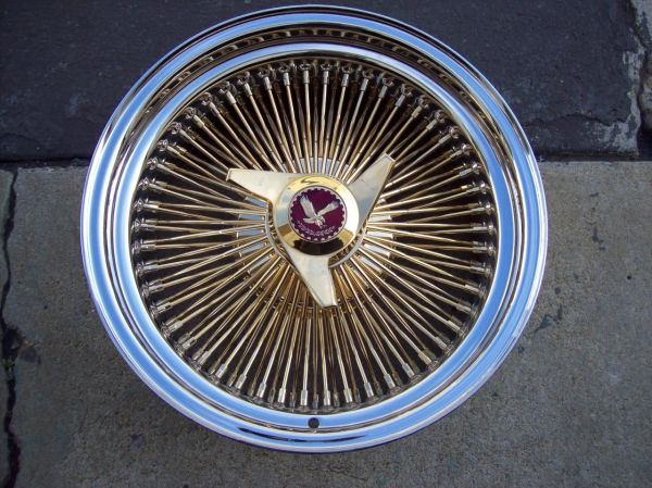 Spoke Rims Copyright 2010 Wire Wheel King. Rights