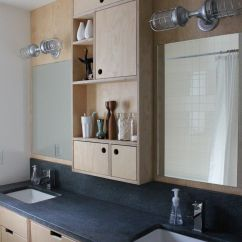 Plywood Kitchen Cabinets Washable Cotton Rugs For Bathroom Quotat The Last Minute We Decided