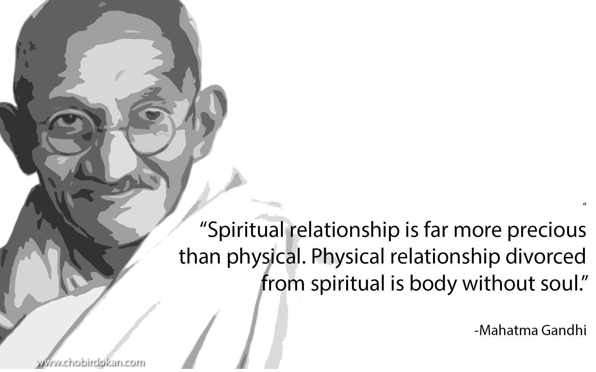 mahatma gandhi love and life quotes | cute romantic & sad love