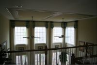 Two-story family room curtain ideas and what to do with ...