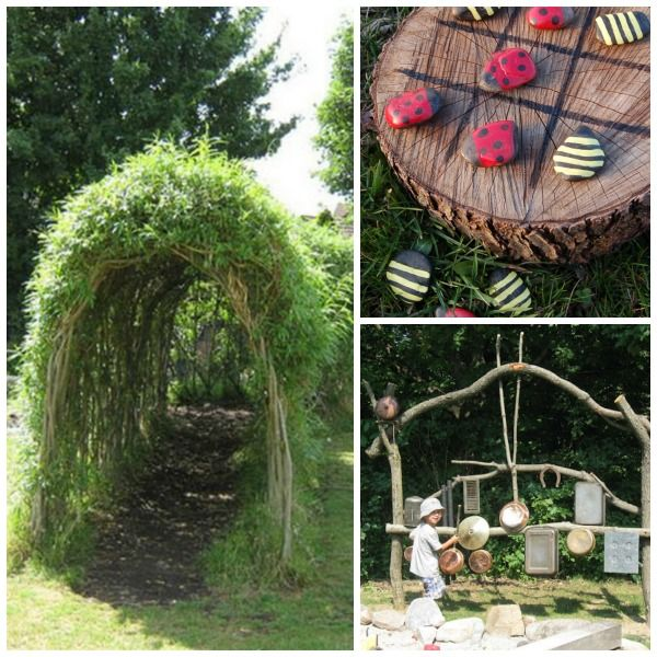 Over 40 Super Creative Garden Spaces & Ideas For Kids These Are