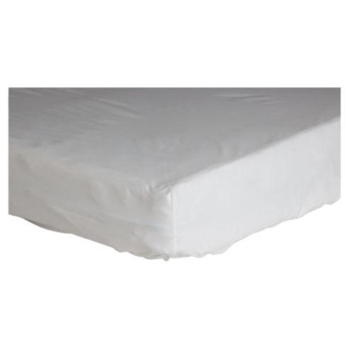 Present Tesco Waterproof Mattress Protector Cot Bed