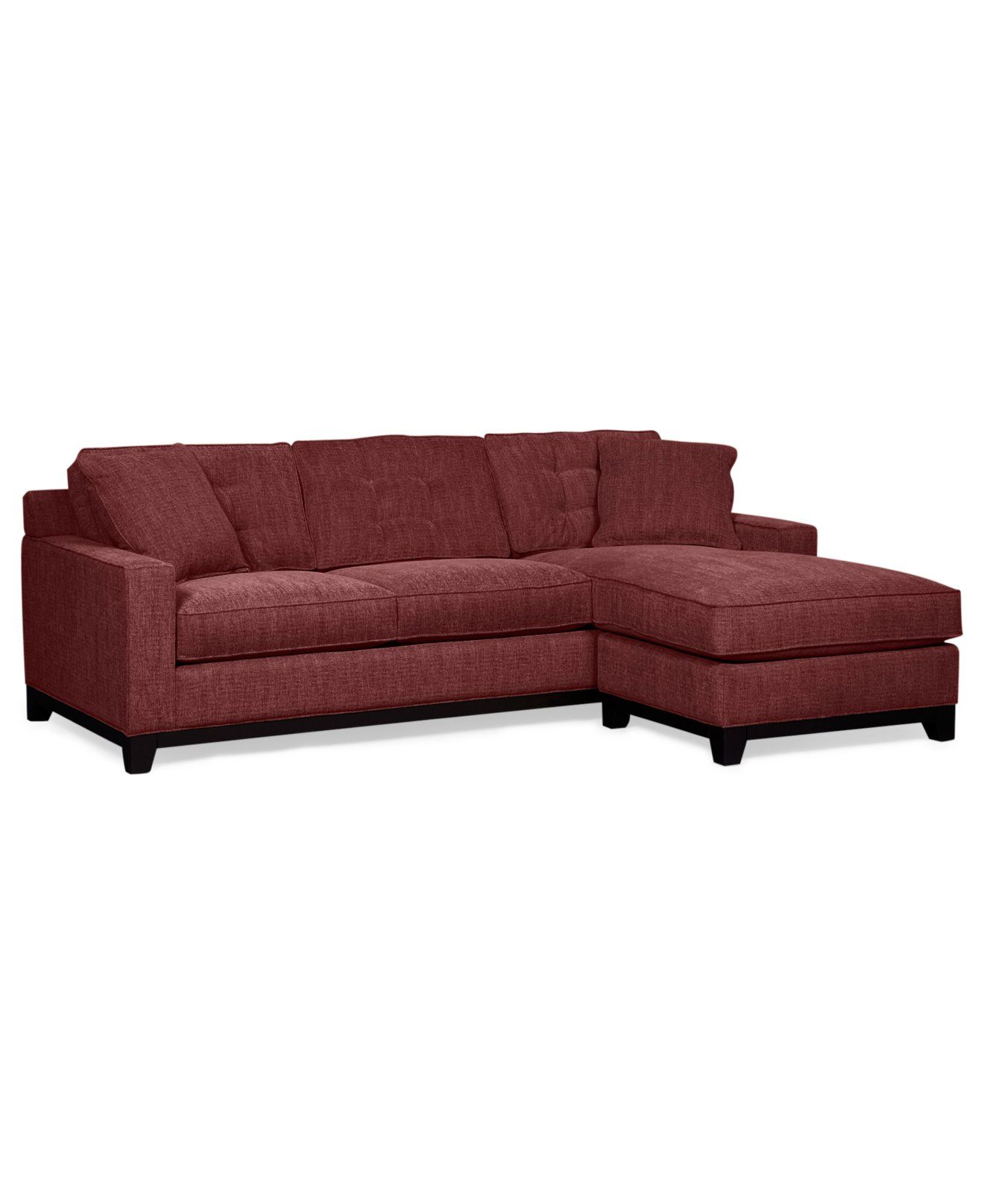 alaina sofa bed queen sleeper chesterfield corner dfs macys beds elliot fabric microfiber