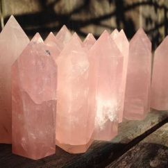 Pink Countertops Kitchen Corner Cabinet Best 25+ Rose Quartz Ideas On Pinterest | ...