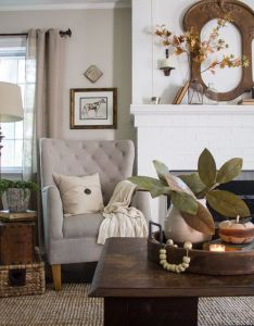 Lattes have you indulged in already this september   ll admit that had  few when exactly did pumpkin spice become an obsession we all of also rustic fall living room interiors pinterest rh