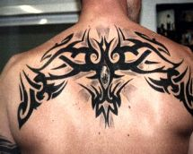 Cool Shoulder Blade Tattoos - Year of Clean Water
