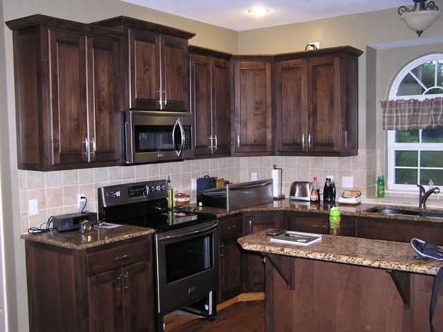 How to Stain Kitchen Cabinets  Staining Kitchen Cabinets