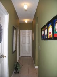 Lighting for a long narrow hallway-pics - Home Decorating ...