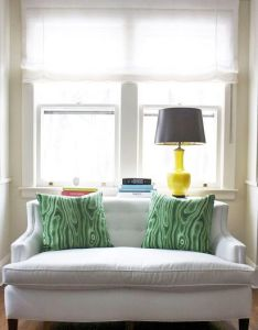 Nate berkus tells virtually staging properties where he uses spring   hot color green good bonesyellow interiordecorative also better homes gardens sept style maker feature bones great rh pinterest
