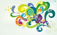 Swirl Vector Swirls Wallpaper | car | Pinterest ...