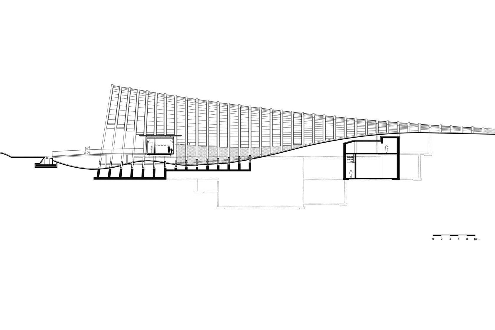 Renzo Piano Building Workshop Zentrum Paul Klee Bern