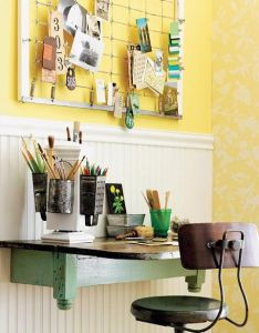 great home office ideas for small mobile homes also drop leaf table rh pinterest