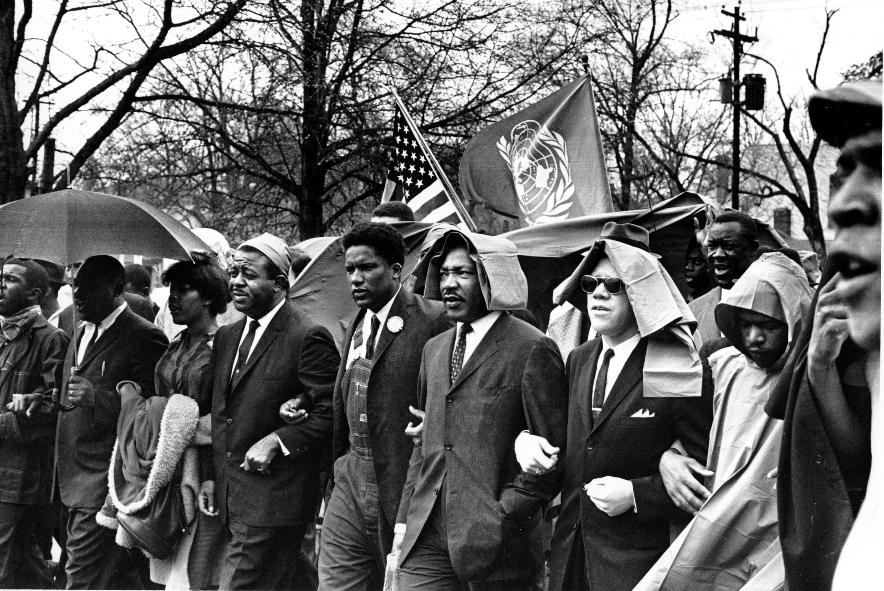 John Lewis Was A Leader Of The Civil Rights Movement He