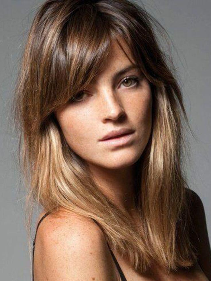 Ide Tendance Coupe  Coiffure Femme 2017 2018  Coiffure  quelle frange adopter pour lautomne