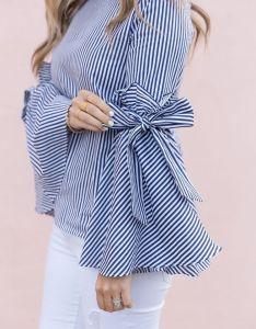 Bows   bell sleeves also suburban faux pas fashion rh uk pinterest