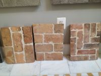 tile that looks like brick | Pin it Like Image | For the ...