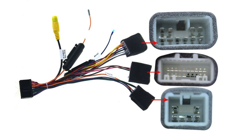 Car Wiring Harness Connectors Wiring Harness Connectors And