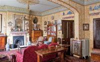 Interiors: a Victorian-themed B&B | Victorian living room ...