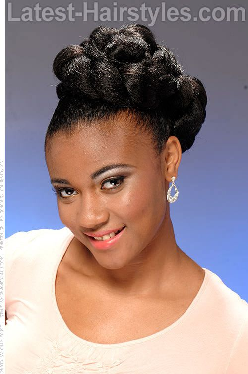 20 African American Hairstyles To Get You Noticed Prom