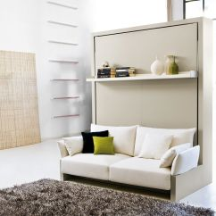 Wall Bed With Sofa Canada G Plan Chloe Reviews Clei Schrankbett And Nuovoliola Hochgeklappt