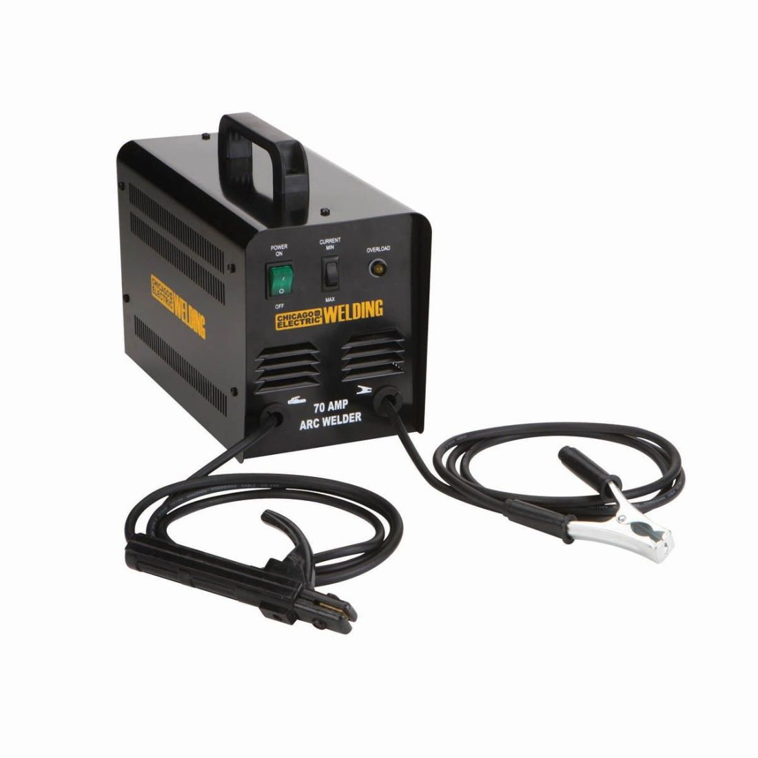 Chicago electric welding 68888 70 amp arc welder for my
