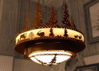 Cherokee Iron Works | Rustic & Western Lighting | Rustic ...