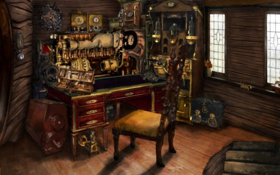 Steampunk Bedroom > Zlypups Com Steampunk Decor Pinterest