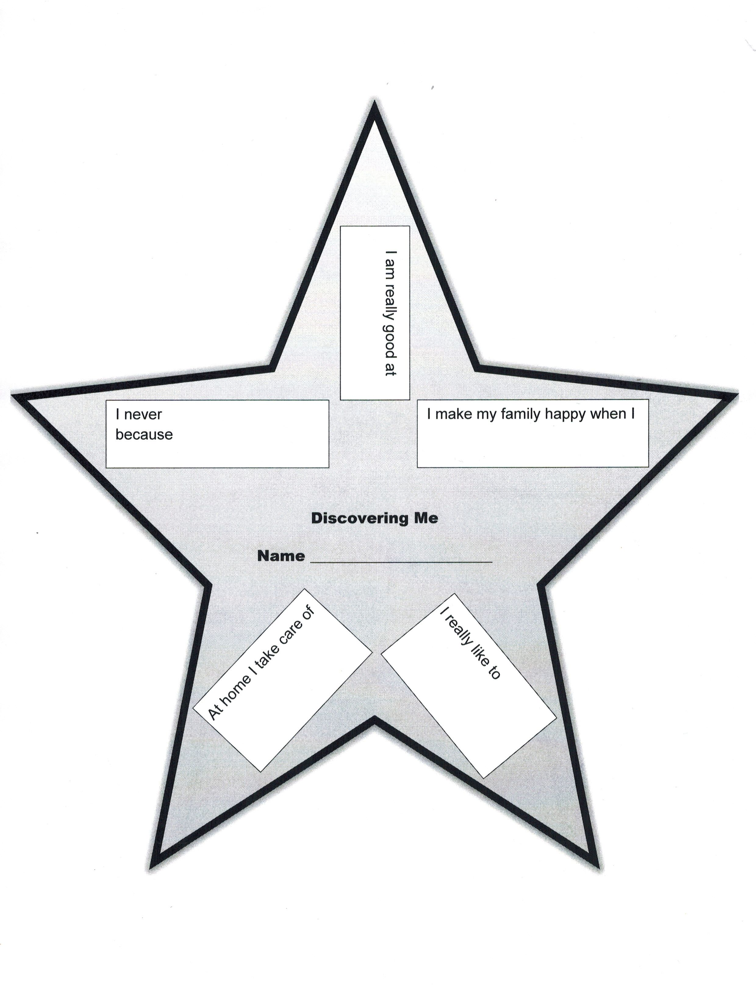 Discovering Me Star From The Brownie Quest Journey I