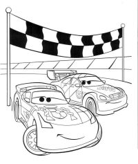 Malvorlage Kostenlos Cars Ausmalbild Cars Drucken