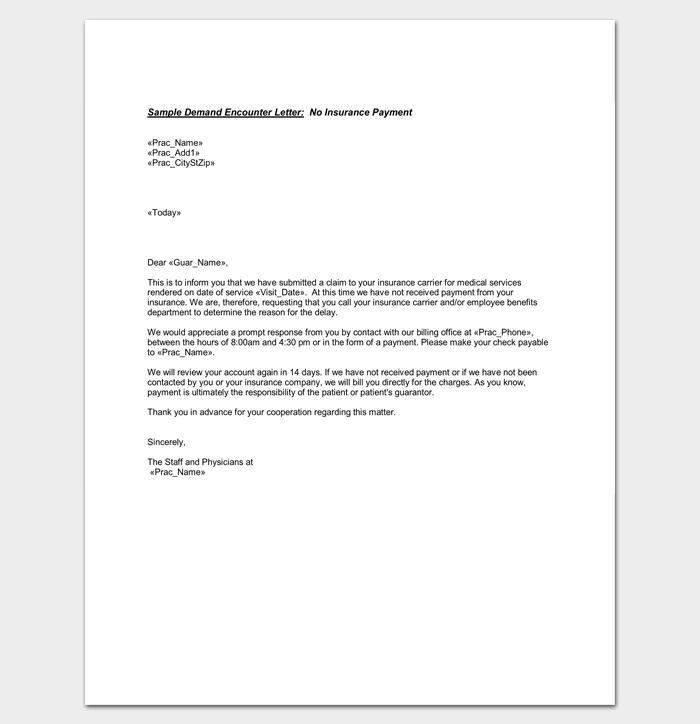 Appointment Reminder Letter Format 1 Letter Templates