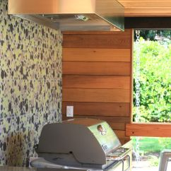 Outdoor Kitchen Exhaust Hoods Design Plans Weber Genesis Grill In A Wall Unit Google Search
