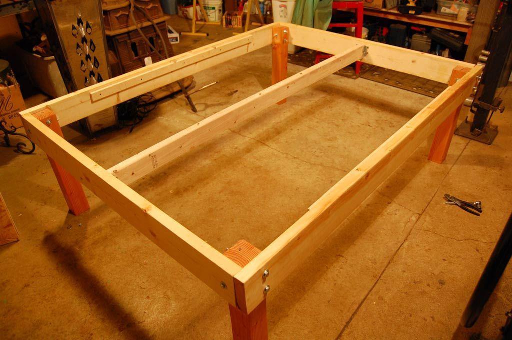 Strong And Tough Platform Bed DIY Platform Beds
